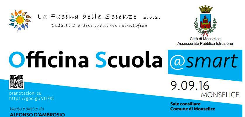 Il workshop bSmart @Officina Scuola!