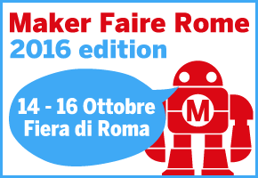 bSmart Classroom at the Maker Faire Rome 2016