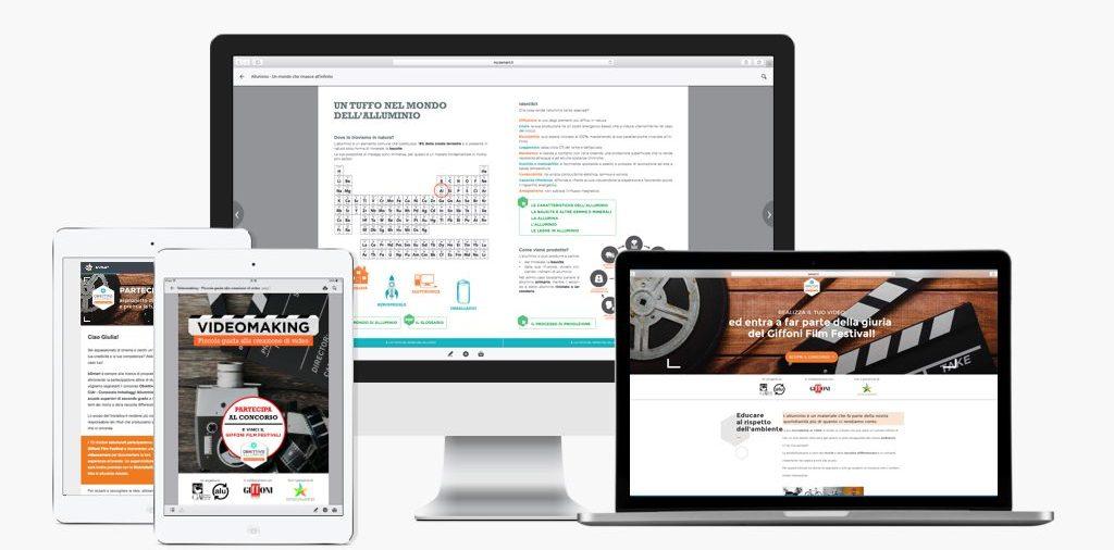 Clienti bSmart Labs - Consorzio Imballaggi Alluminio