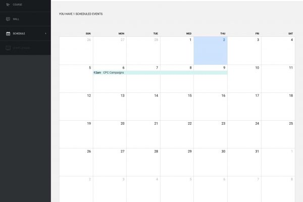 FarNetworks-Cisco - Calendario