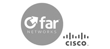 FAR Networks Cisco logo
