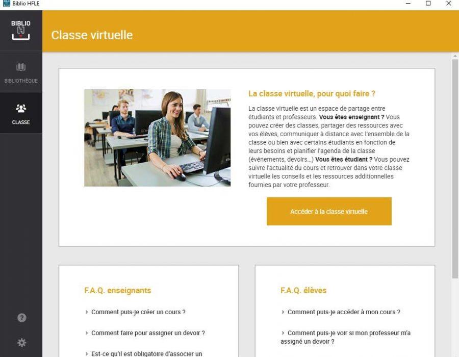 Clienti bSmart Labs - Hachette classe virtuale