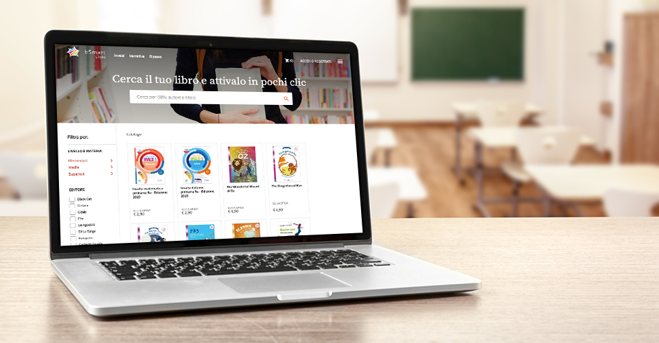 bSmart Store: A New Service for the Back-to-school Season