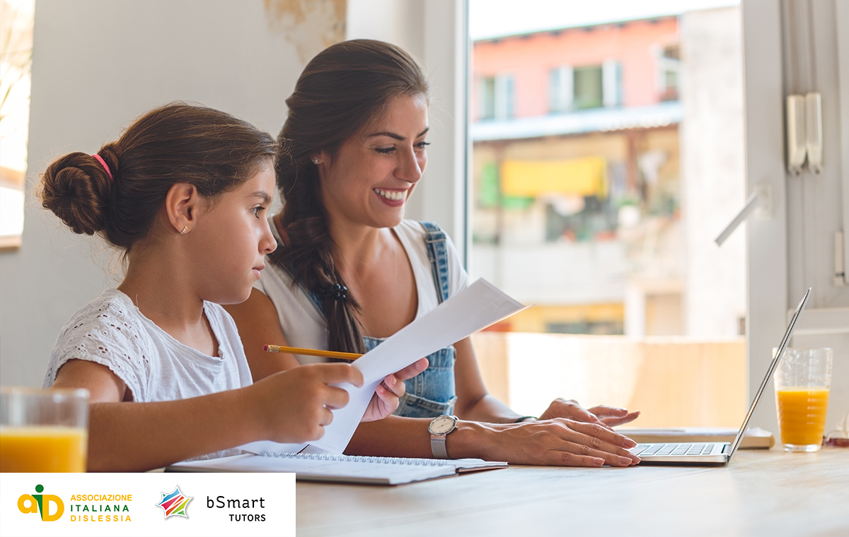 bSmart Tutors together with AID for an Online Private Lessons Service Dedicated to Students with Learning Disorders