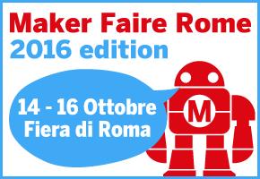 Maker faire Roma 2016
