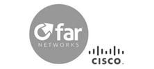FAR Networks Cisco logo