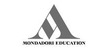Mondadori education logo